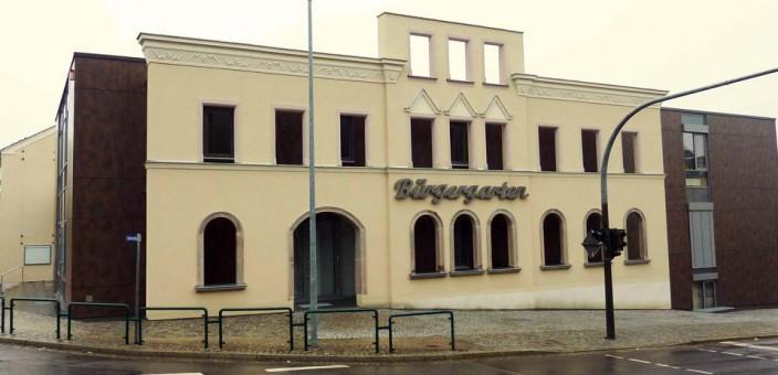 Weihnachtskonzert Bürgergarten Stollberg 30.11.2013