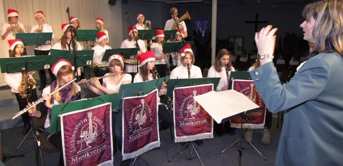 Adventssonntag Weihnachtskonzert 2013 im Glaubenscentrum