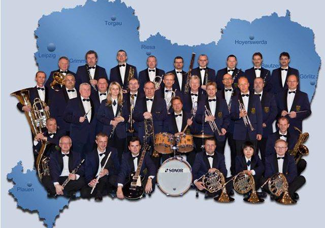 15. Schülerkonzert mit dem Polizeiorchester Sachsen