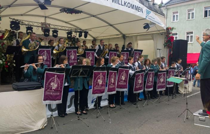 Lichtenstein Rosenfest 2014