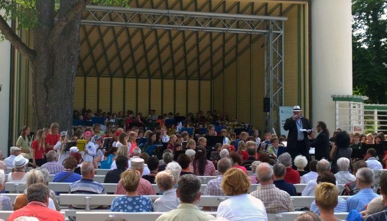 Nachwuchsorchestertreffen Bad Elster 2014