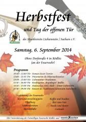 Herbstfest 2014