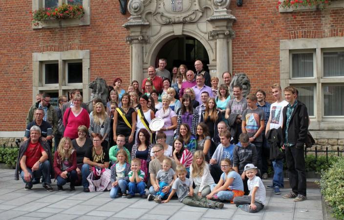 Musikverein Lichtenstein Bericht Belgienreise 2014