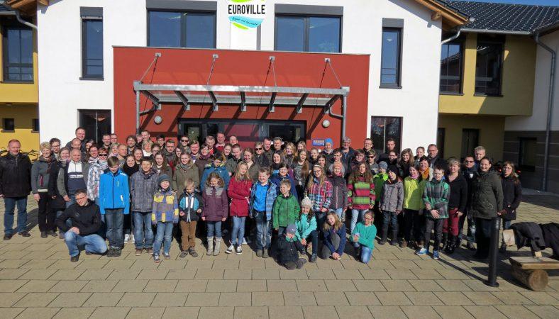 Osterprobenlager 2015 in Naumburg