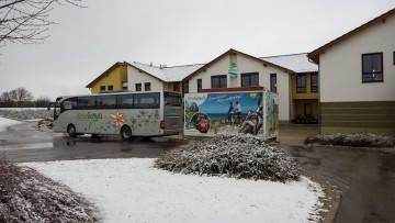 Tag der Anreise in Naumburg