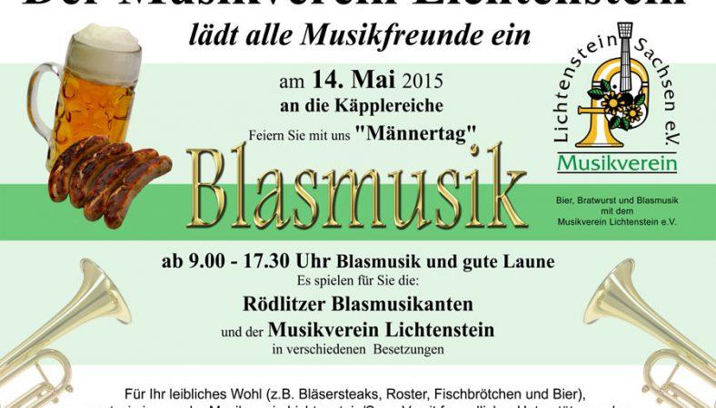 BBB am 14. Mai 2015 Käpplereiche in Lichtenstein