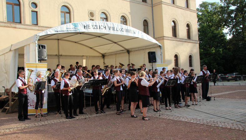 Konzert verbindet Menschen