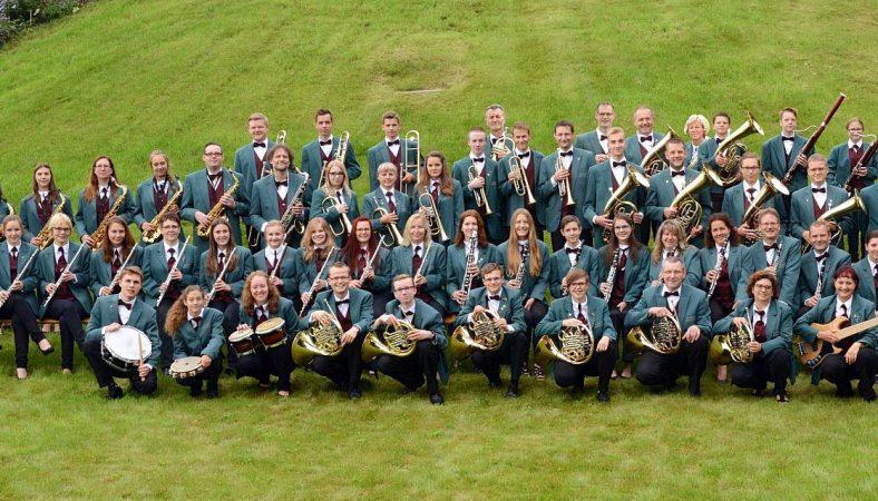 Orchester Fotoaufnahmen Miniwelt Lichtenstein