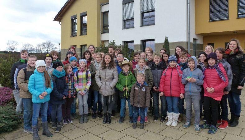 Probenlager Nachwuchsorchester MVL 2016