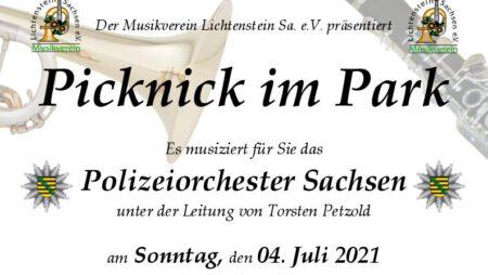 Picknick im Park 2021